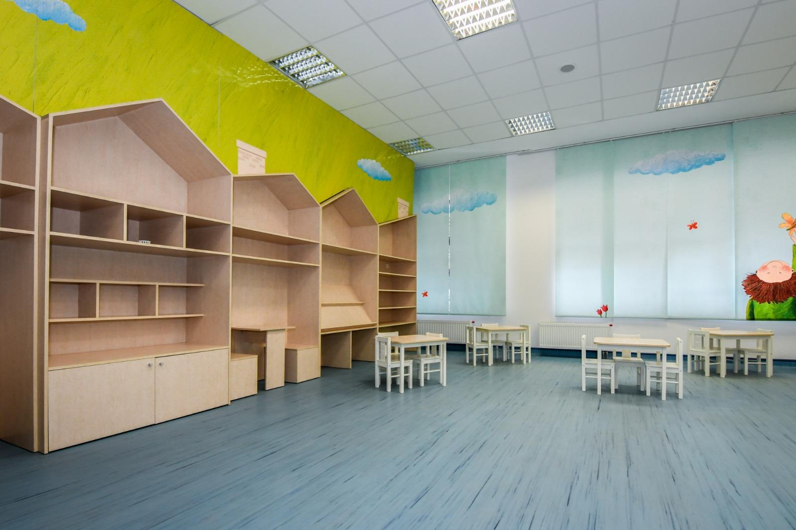Sectorul 1: Corp nou de clădire pentru preșcolarii de la Grădinița nr. 146