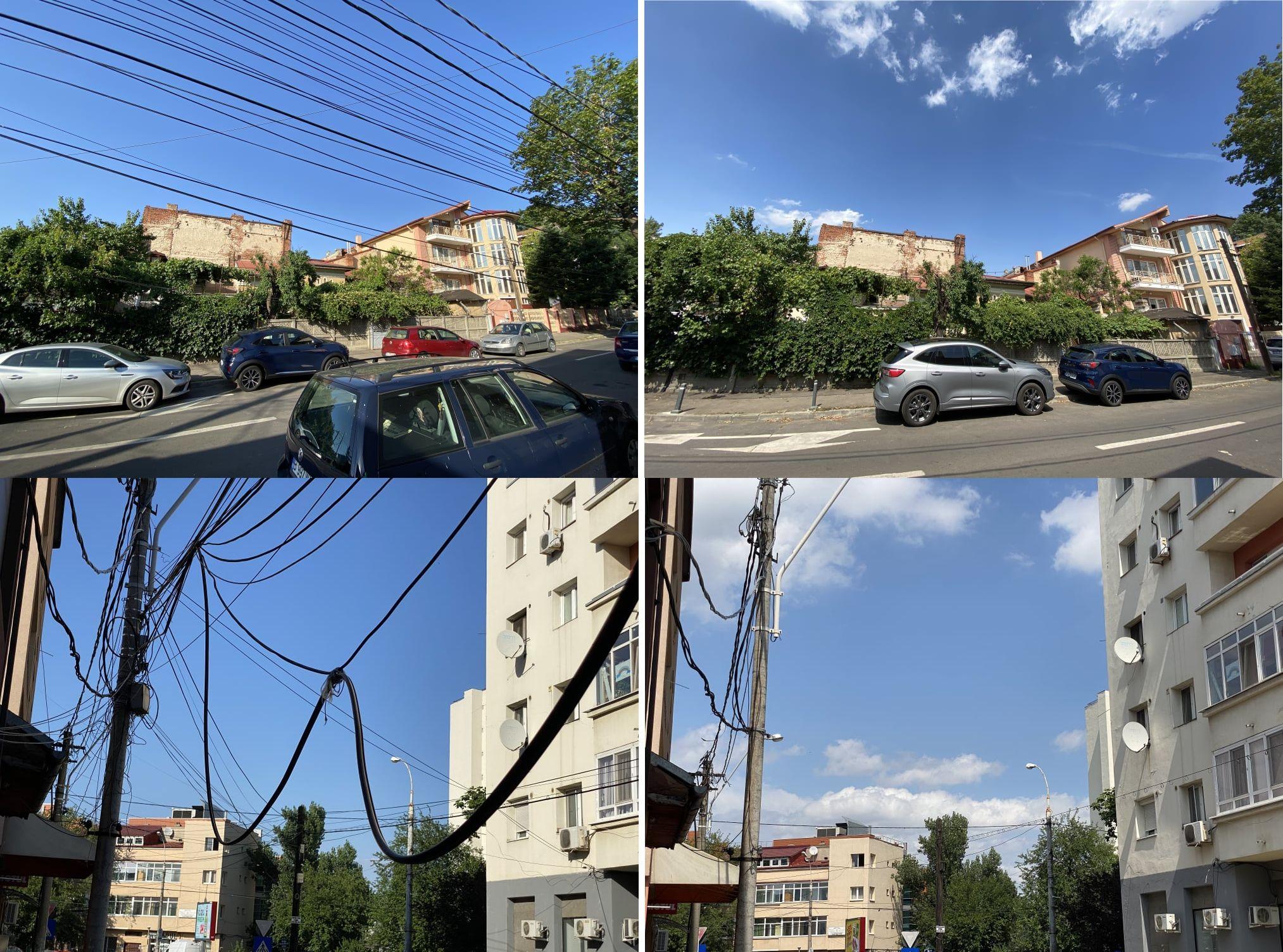"""Record de cabluri dezafectate în cadrul operațiunii """"Cer liber"""""""