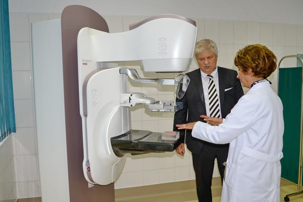 Mamografii gratuite cu aparatură de ultimă generație la Complexul Multifuncțional Caraiman