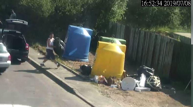 Camere video pentru descurajarea depozitării ilegale a deșeurilor pe domeniul public al Sectorului 1