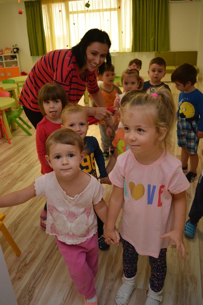 Mai multe locuri pentru preșcolari, pe timpul vacanței de vară, în grădinițele de stat din Sectorul 1
