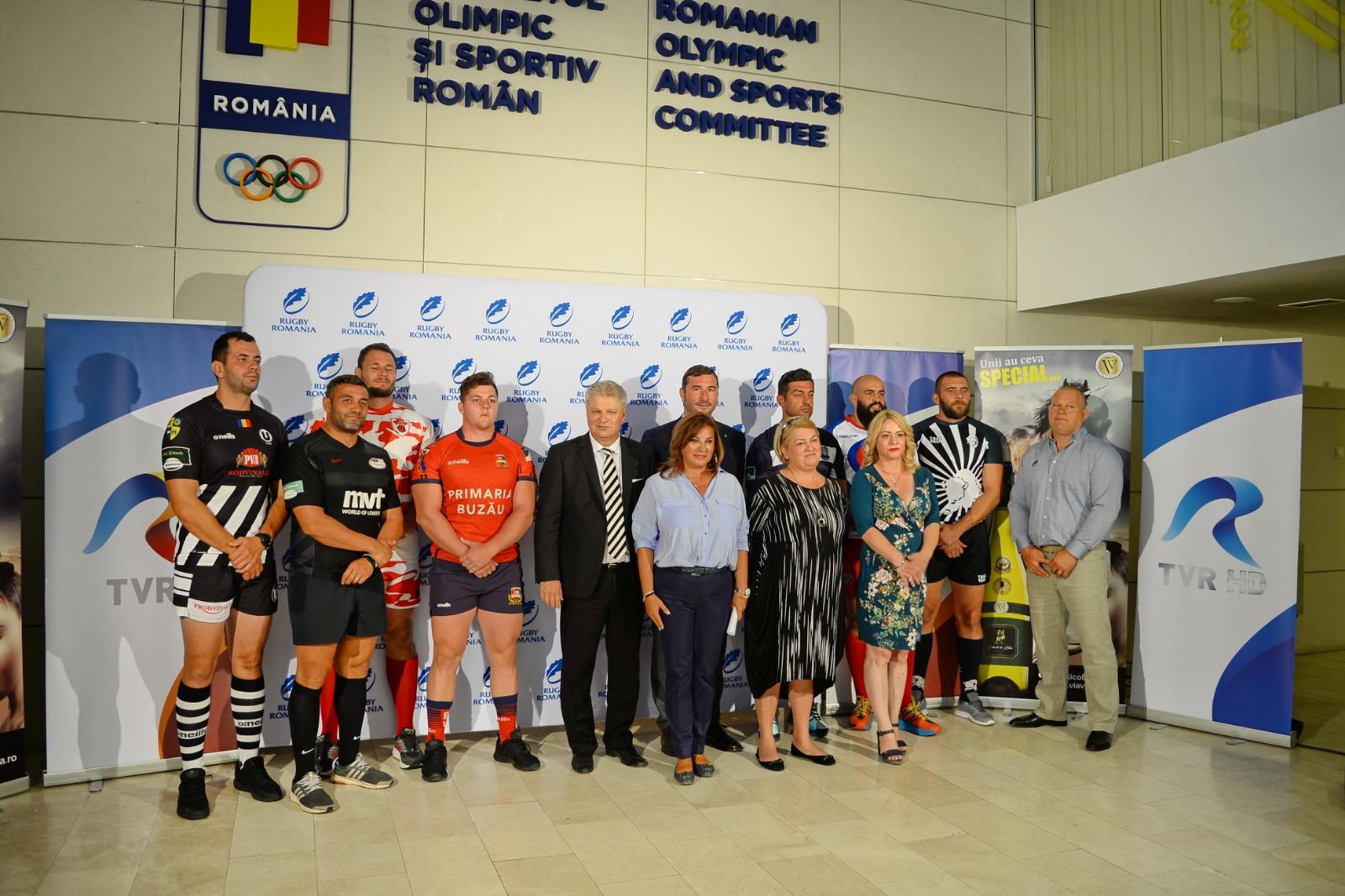 """Primarul Dan Tudorache în vizită la șantierul stadionului de rugby""""Arcul de Triumf"""": Vom sprijini noul stadion de rugby cu tot ce nu poate asigura Compania Națională de Investiții"""""""