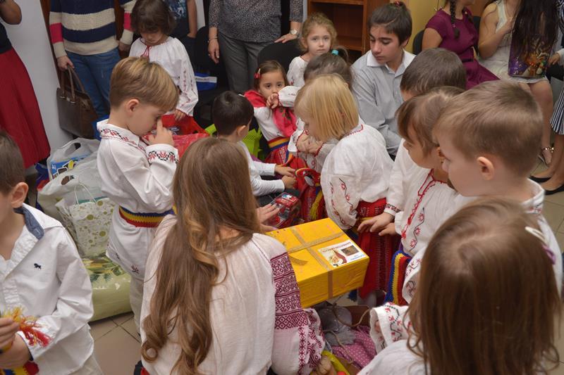 Serbare de Crăciun în noua casă a Complexului Social de Servicii Sf. Iosif