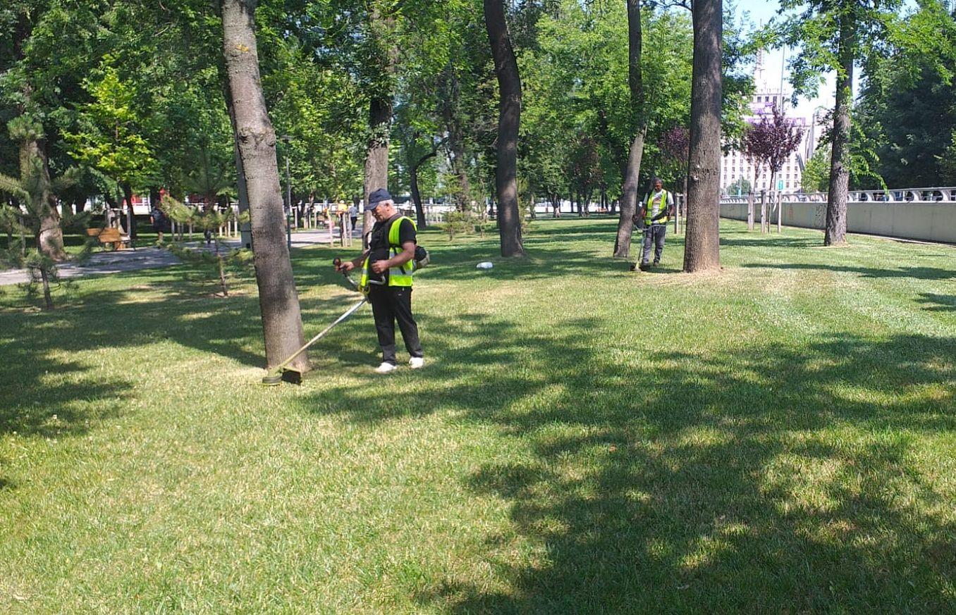 Refacem parcurile din Sectorului 1: 39 de cișmele au fost puse în funcțiune