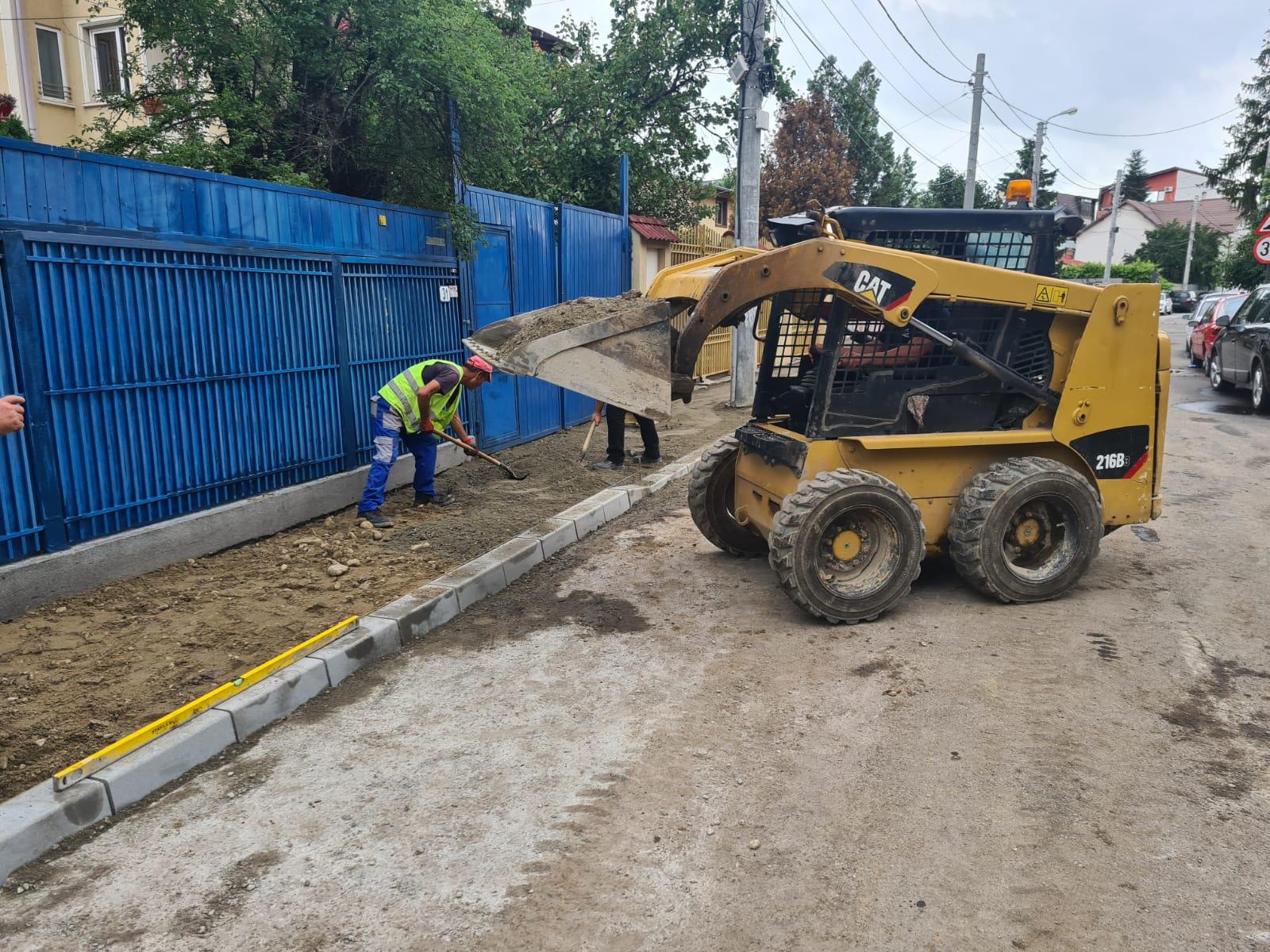 Scoatem la licitație contractul de reparare a străzilor din Sectorul 1