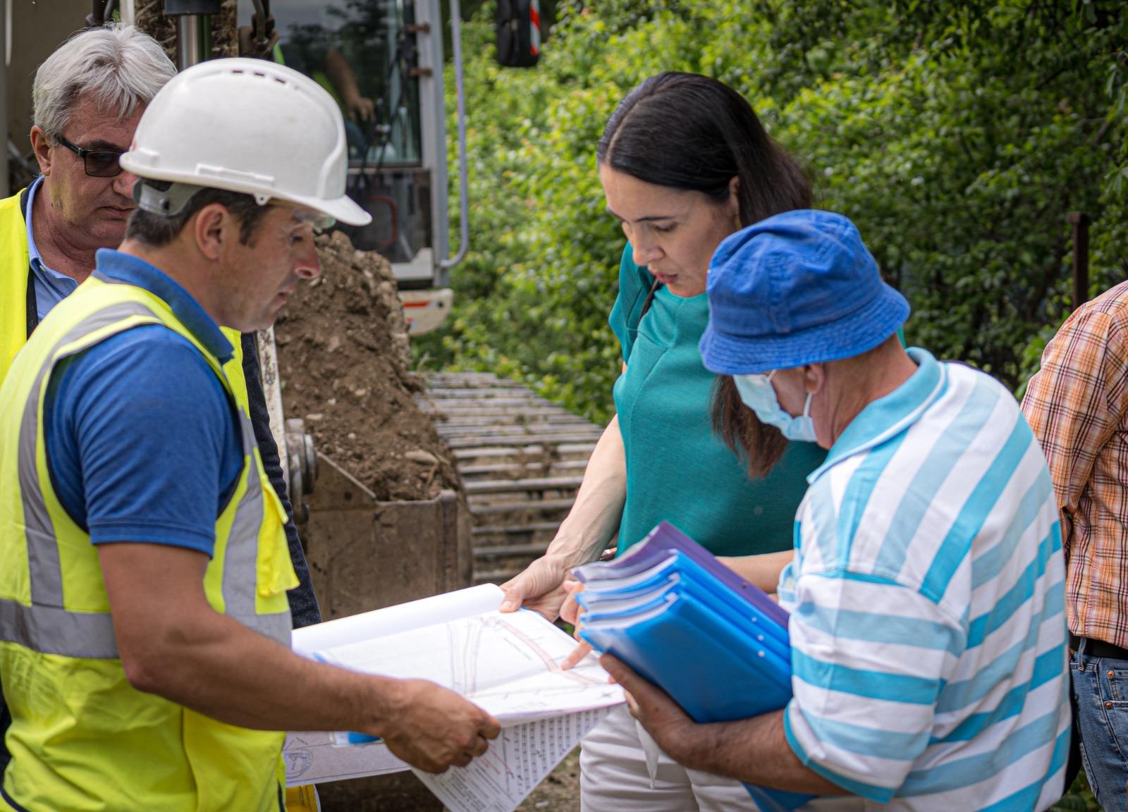 Lucrări de modernizare a opt străzi din zona Chitila Triaj