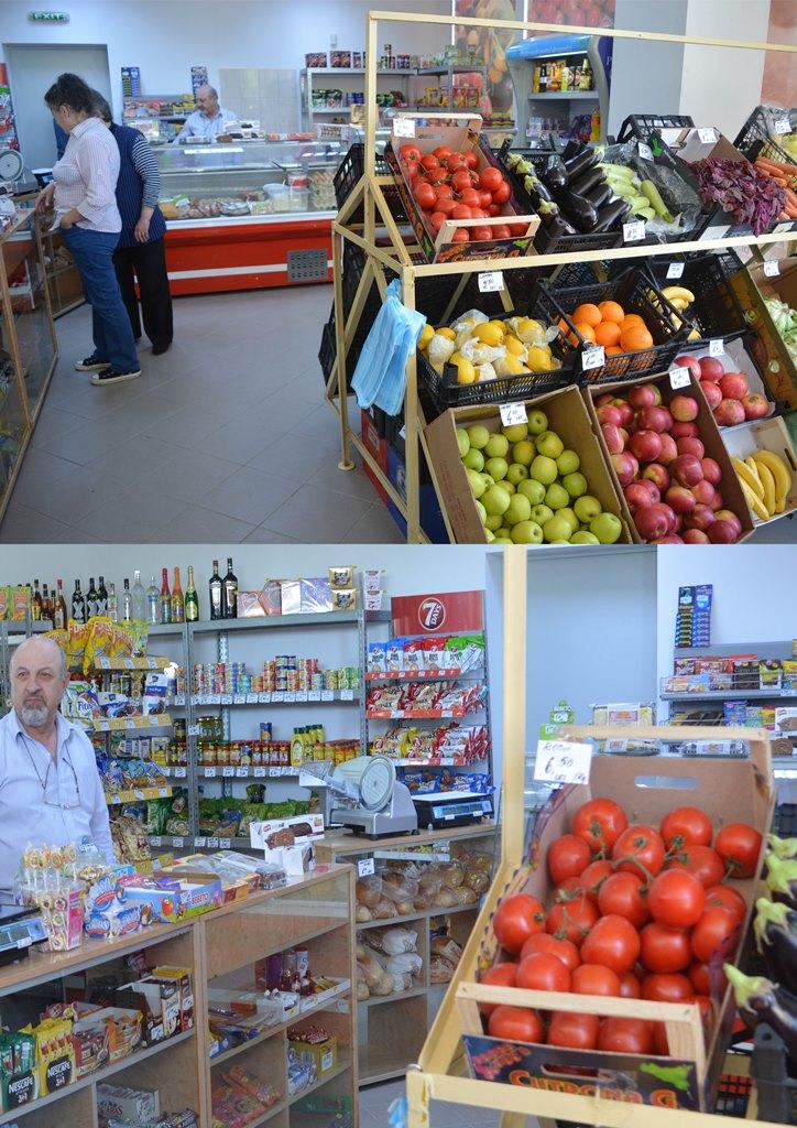Primul magazin din cartierul Odăi a fost inaugurat ieri, 18 mai