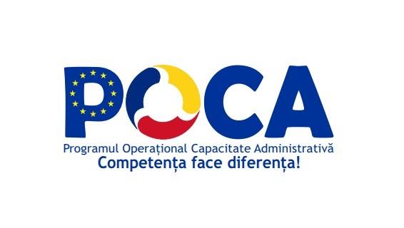 ANUNȚ – Conferința de Lansare proiect POCA - cod MySMIS 128335, cod SIPOCA 634