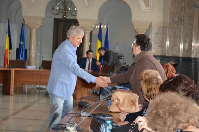 Premieră: Contract de management între Primarul Sectorului 1 și Directorii Unităților de Învățământ