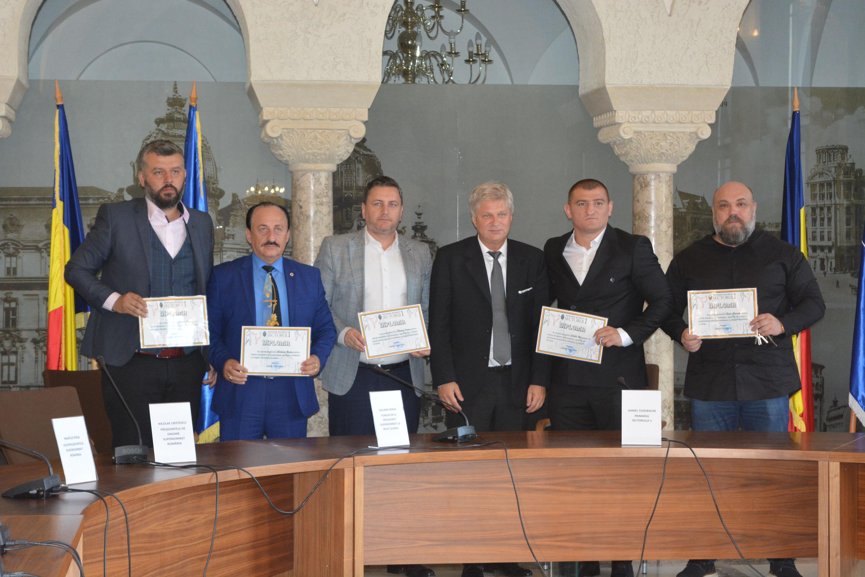 """Dan Tudorache: """"Imi doresc ca Sectorul 1 să găzduiască în această toamnă cea mai importantă Gală de Superkombat din România"""""""