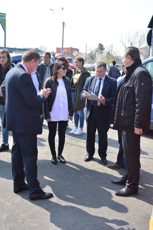 De azi, locuitorii cartierelor Bucureștii Noi și Străulești ajung mai ușor în centrul Capitalei