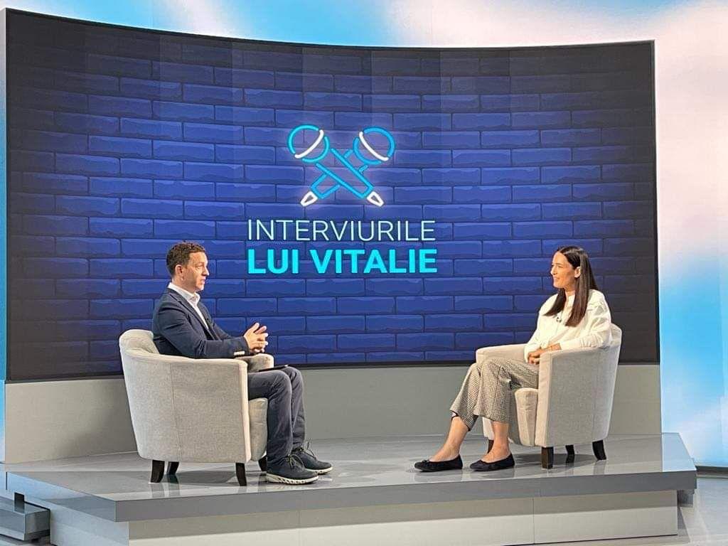 """Clotilde Armand: """"Vreau să reabilitez total Calea Griviței și Bulevardul Ion Mihalache, am fonduri suficiente pe partea de investiții"""""""