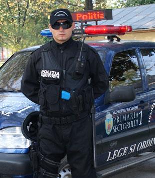 Poliţia locală Sector 1