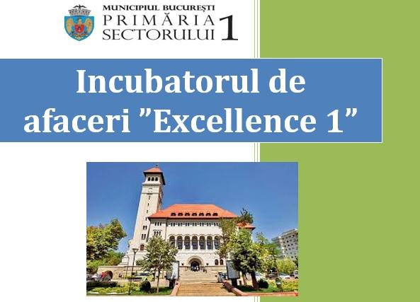EXCELLENCE  1 – Incubatorul de Afaceri al Sectorului 1
